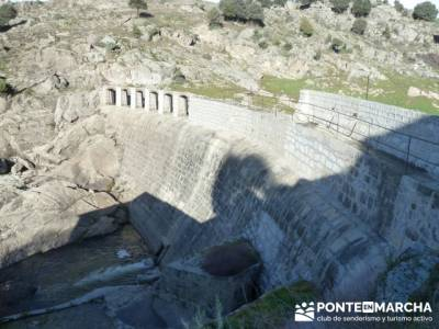 Puentes del Río Manzanares;pantalones senderismo verano